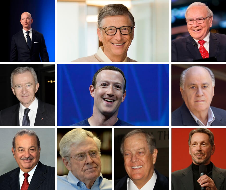 the-fortune -of-the-ten-richest-people-in-the-world-fell